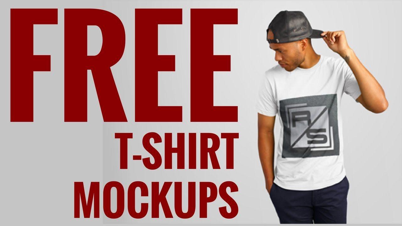 Download Free Tshirt Mockups Free Mockup Generator No Software Needed Free Mockup Generator Free Tshirt Tshirt Mockup Free