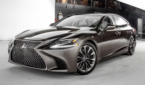 2018 Lexus Ls500 Review Spec Price And Release Lexus Ls Best Luxury Cars Lexus Ls 460