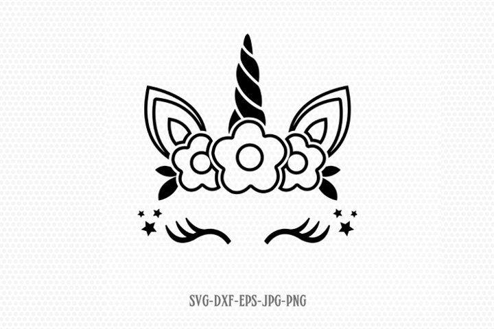 Unicorn Svg Unicorn Eyelashes Unicorn Birthday Svg 128722 Svgs Design Bundles In 2021 Unicorn Stencil Unicorn Svg Unicorn Face