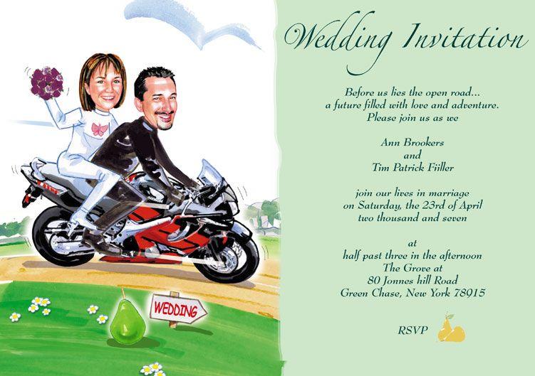 Unique Wedding Invitation Ideas Invite Wording Funny Examples Creative