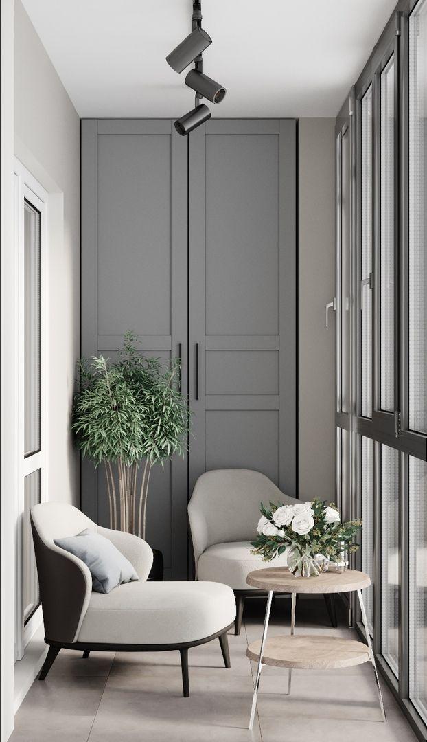 Nachrichten Wohnung balkon dekoration, Haus außendesign