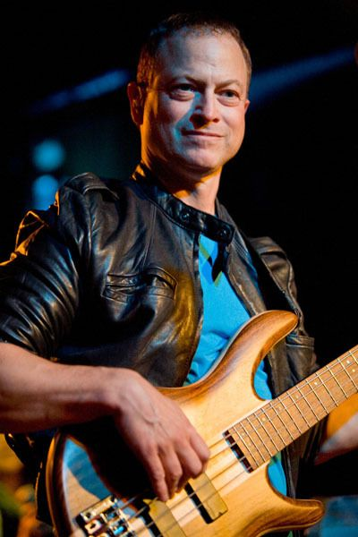 Gary Sinise and The Lt. Dan Band  Saturday, May 15 2009  photo credit: Pixel Perfect Images