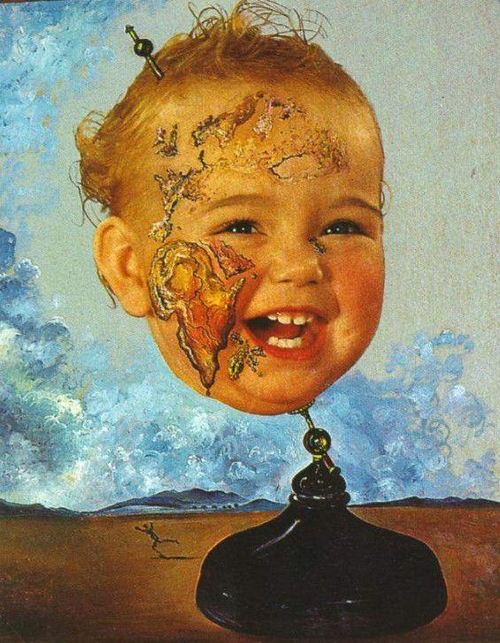 Salvador Dali Un Genie D Art Moderne Floriane Lemarie Peintures Dali Salvador Dali Oeuvre Salvador Dali