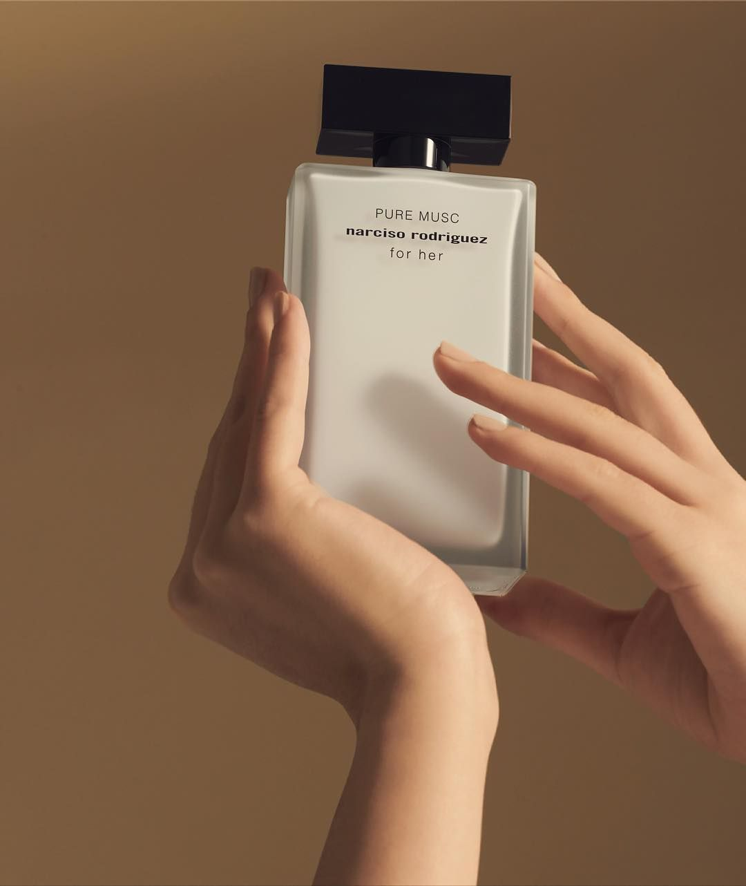 The new fragrance narciso rodriguez Pure Musc is absolutely