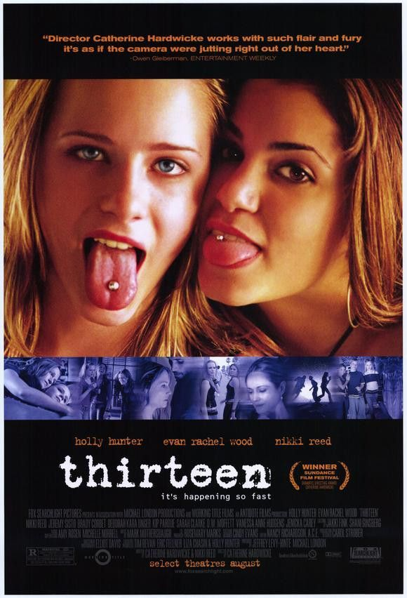 thirteen 27x40 movie poster (2003) in 2018 | iphone wallpapers