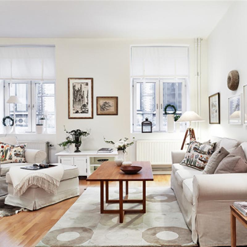 Living Room Coach White Coach   Interior   Pinterest   Living ...