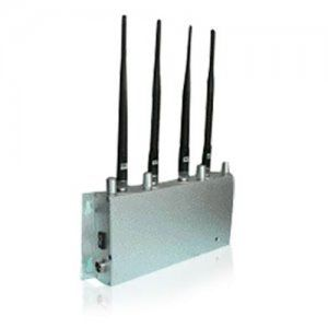 5g cell phone signal jammer | 12 Antennas Newest Adjustable WiFi GPS VHF UHF LoJack 3G 4G All Bands Signal Blocker