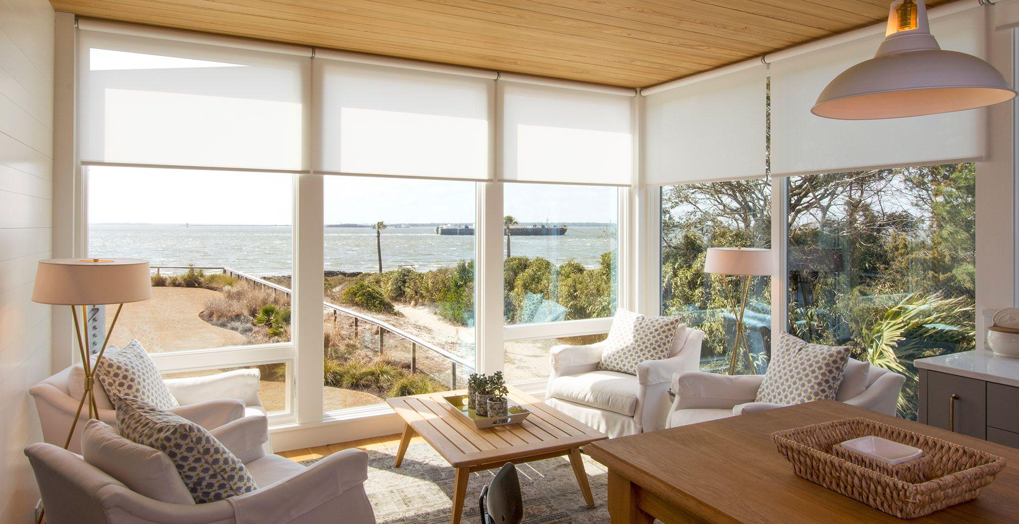 J Geiger Modern Window Shades Modern Window Coverings Contemporary Window Coverings