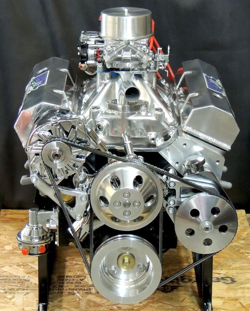 383 Stroker Crate Engine With Images Engineering