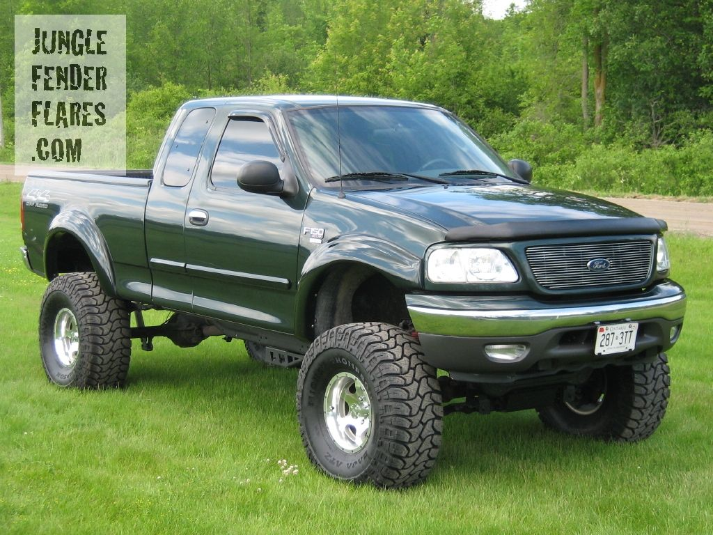 Lifted 2004 ford f150 extended cab ford f150