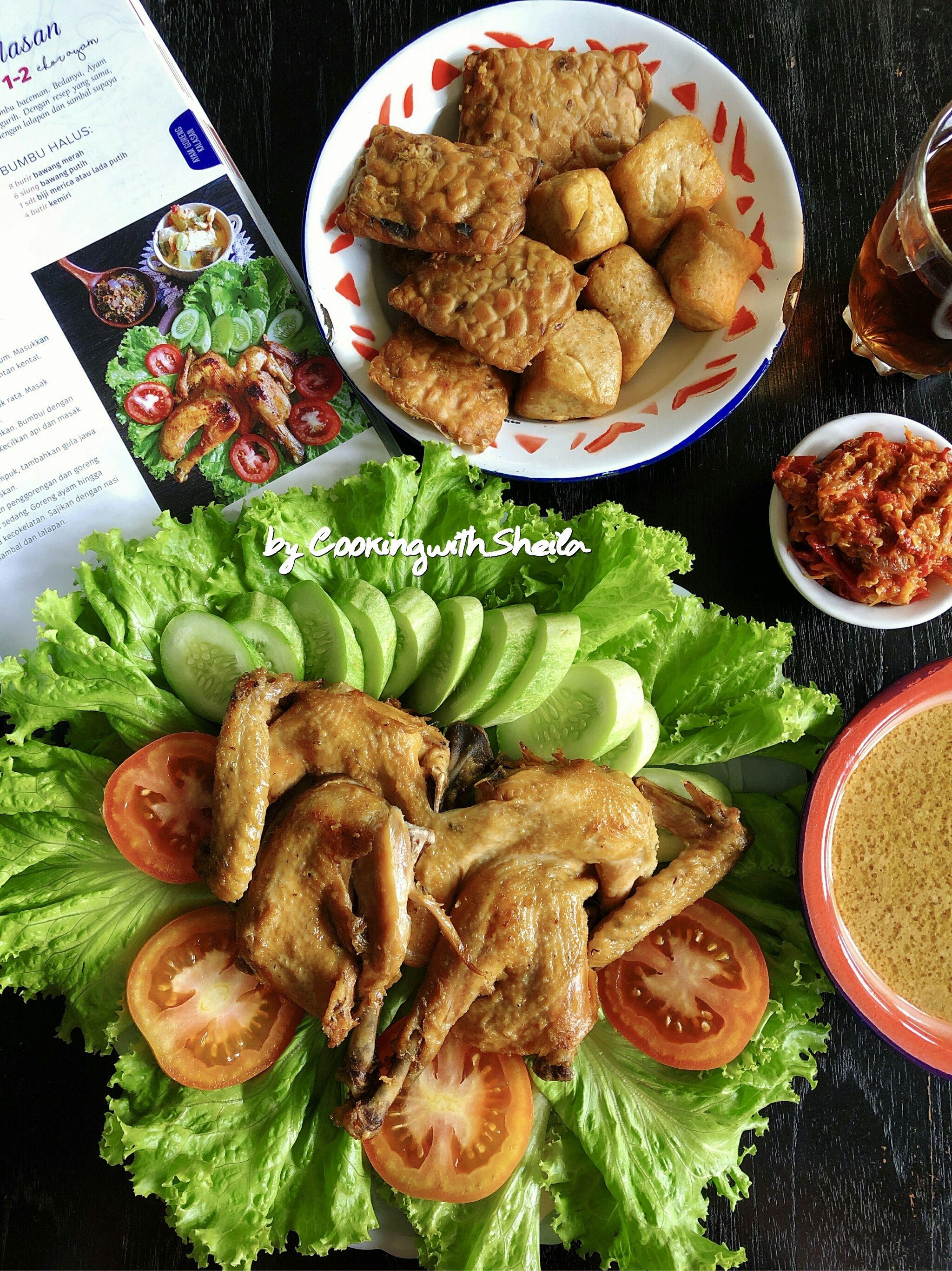 Ayam Lalapan Png : lalapan, Gambar, Makanan, Lalapan, Harga, Delivery, Lengkap