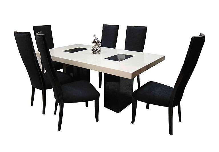 Furniture Village Hyatt Dining Table