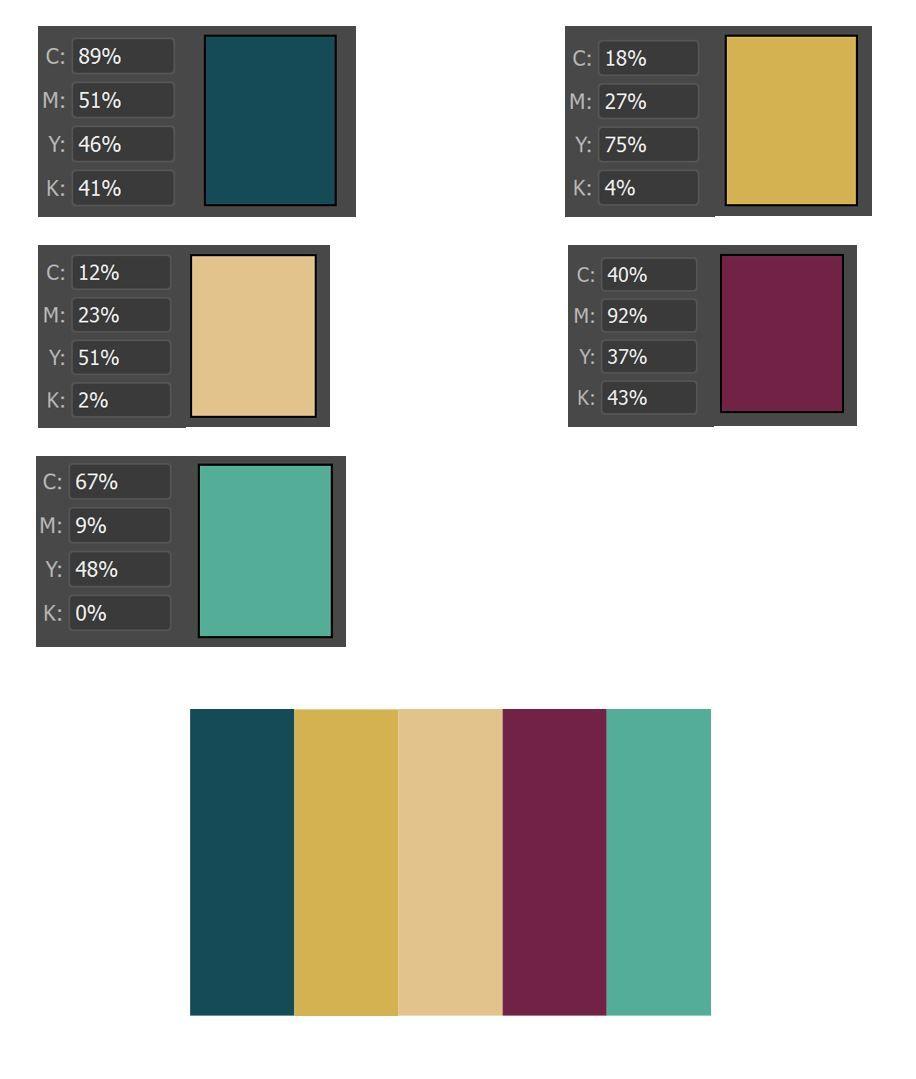 Kleurschema 1