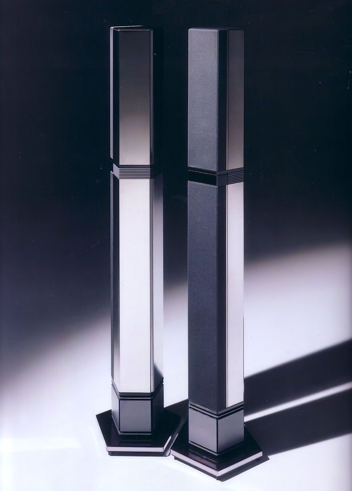 bang and olufsen tower speakers. beolab penta by bang \u0026 olufsen from 1987. and tower speakers