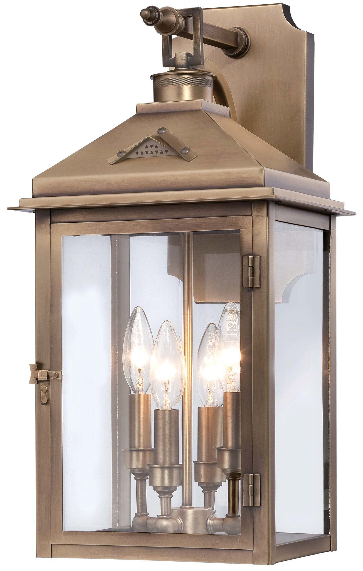 Merton 4 Light Outdoor Wall Lantern With Images Outdoor Wall Lantern Outdoor Wall Sconce Outdoor Walls