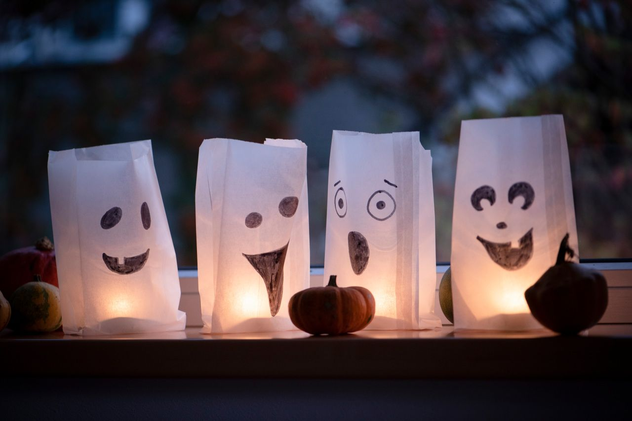 Schnelle Halloween Deko Halloween Deko Basteln Halloween Deko Basteln Papier Halloween Deko