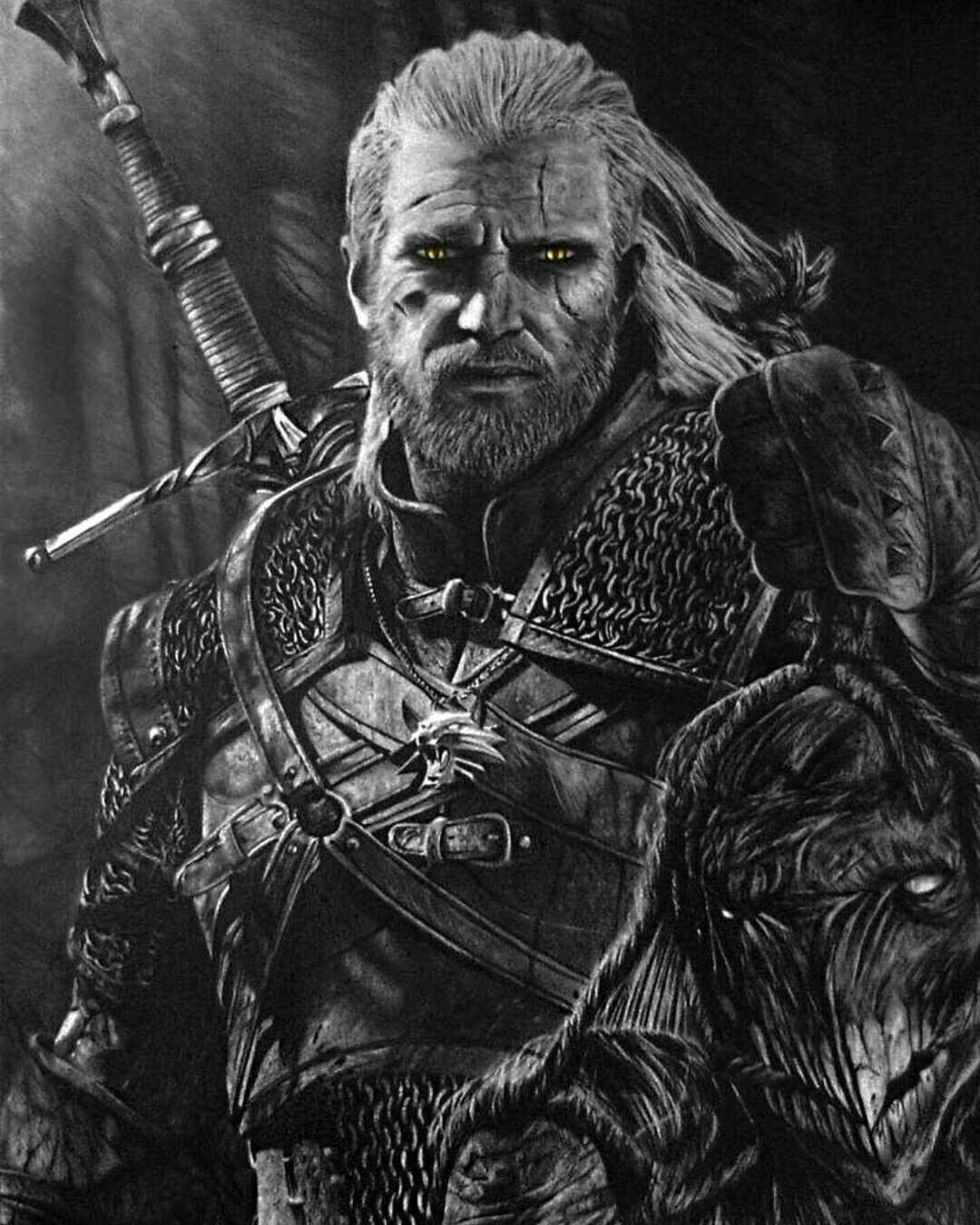Pin By Martyna On Witcher 3 Wild Hunt