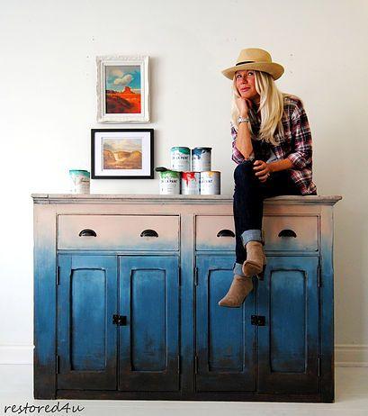 Annie Sloan • Paint & Colour | annie sloan | Pinterest