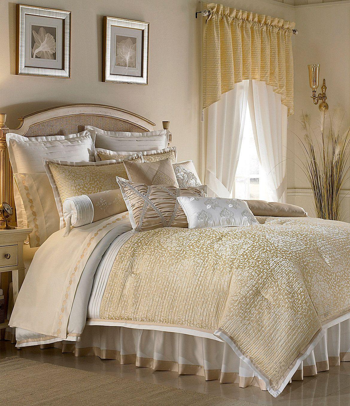 "Dillards Home Decor: Reba ""Midsummer Night"" Reversible Bedding Collection"