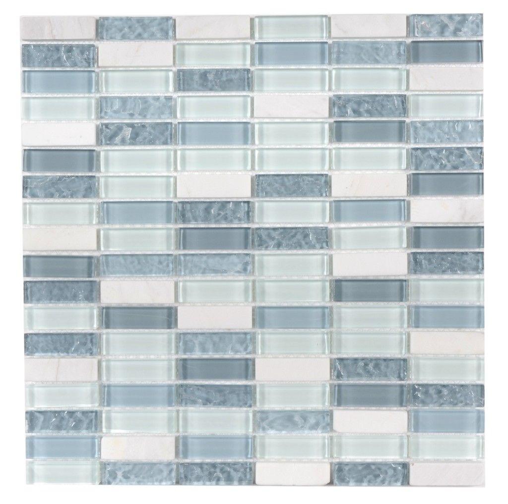 Accord Ice Cube 15x48mm Mosaic