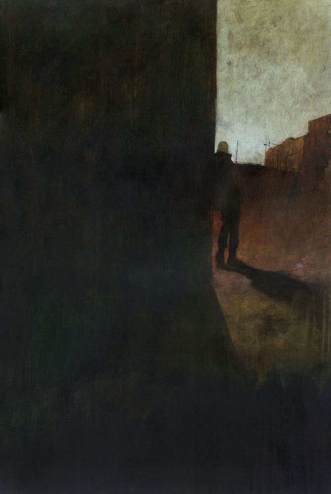 """Federico Infante - From """"The Pathology of Nowhere"""""""