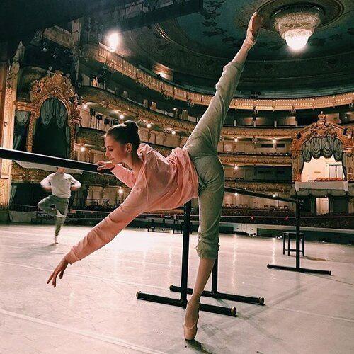 Photo of Long Knit Warmers — Dance by Lina dancewear