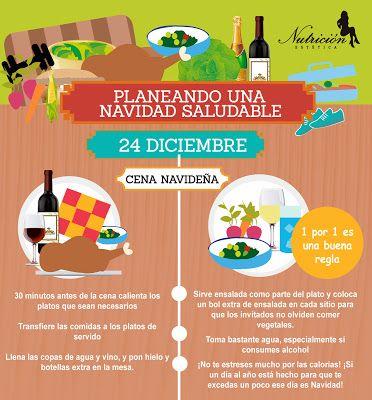 Planeando una navidad saludable 24 diciembre cena navide a - Ideas para una cena saludable ...