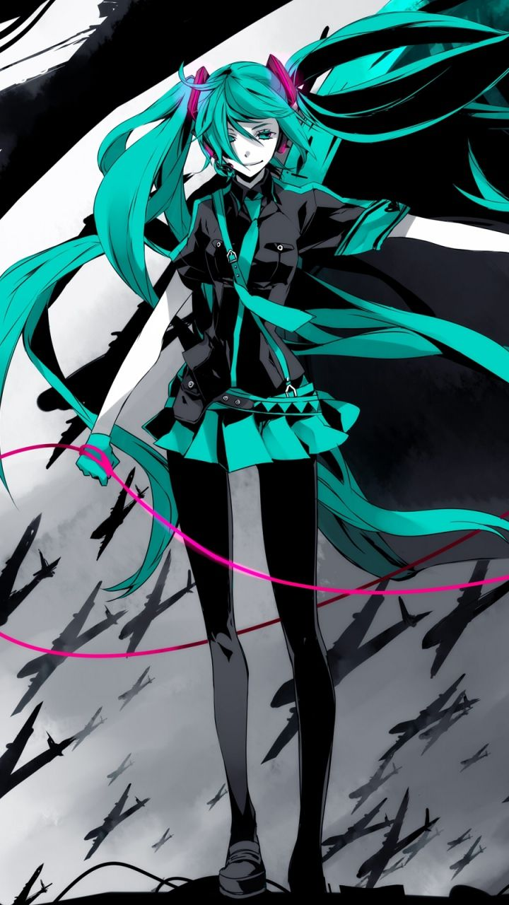 Vocaloid iphone wallpaper tumblr - Anime Wallpaper
