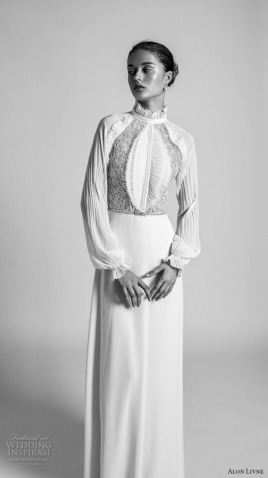 Alon livné white wedding dresses u ucwild orchidud bridal