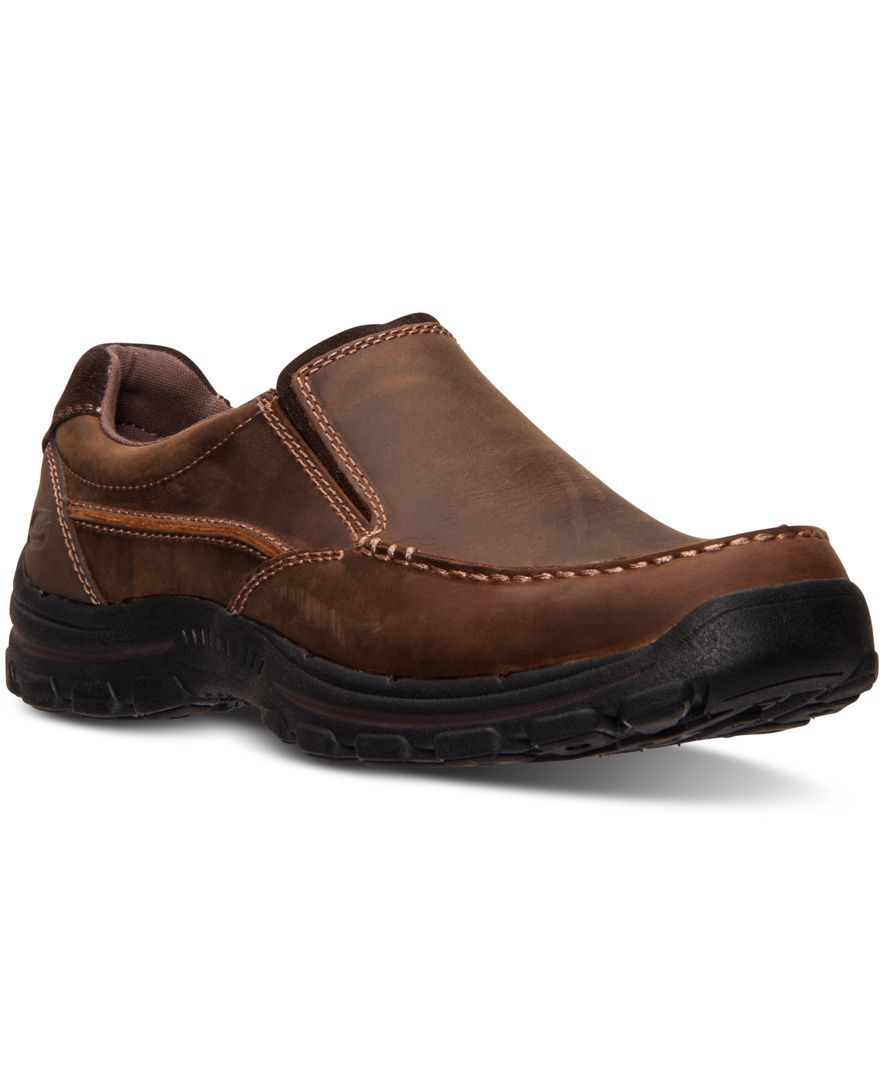 4c934f3d31a60 Skechers Men's Relaxed Fit: Braver - Rayland Casual Sneakers from Finish  Line