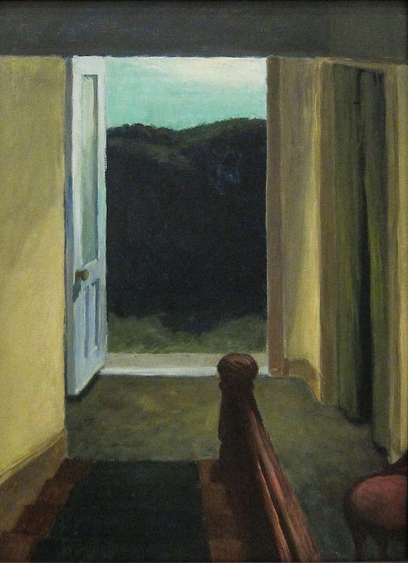 Edward Hopper Art And Artist