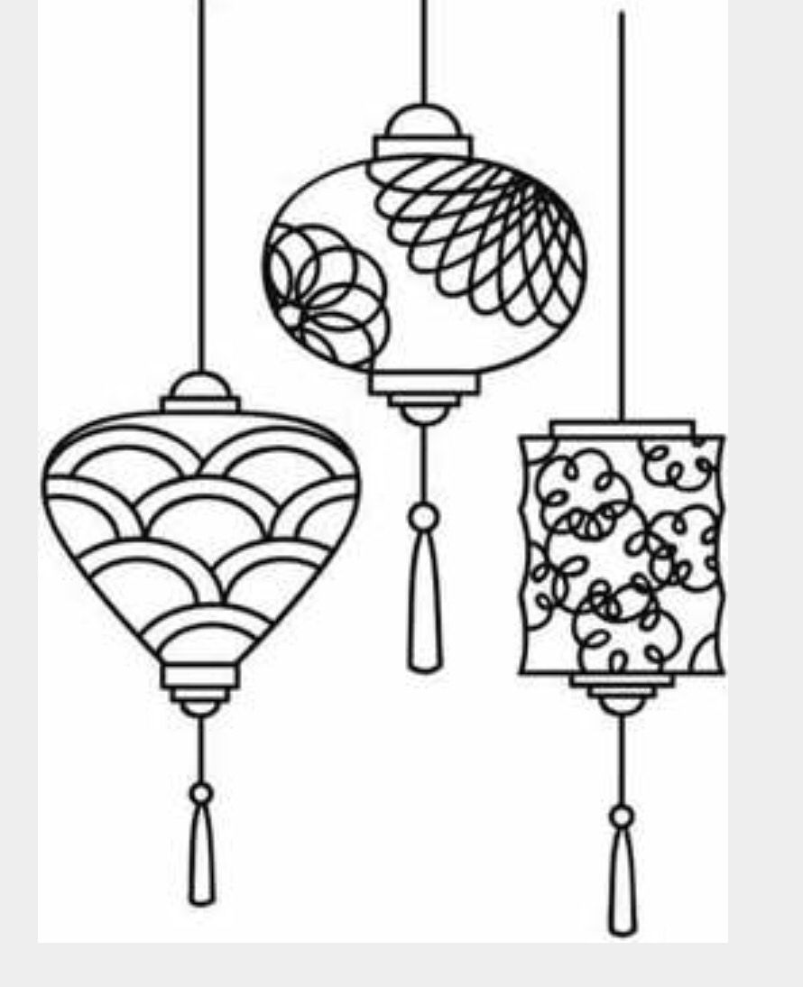 Lantern | Quilting Applique | Pinterest | Molde