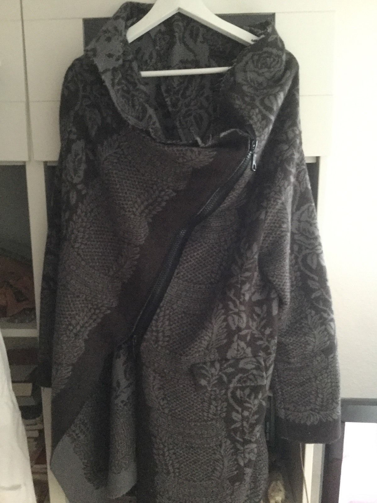 Rundholz Woll Jacke Gr M | eBay