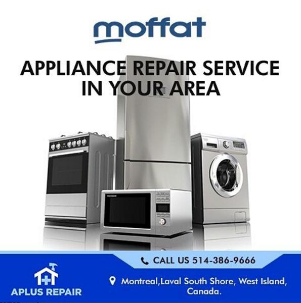 Moffat Repair Appliance Repair Service Appliance Repair