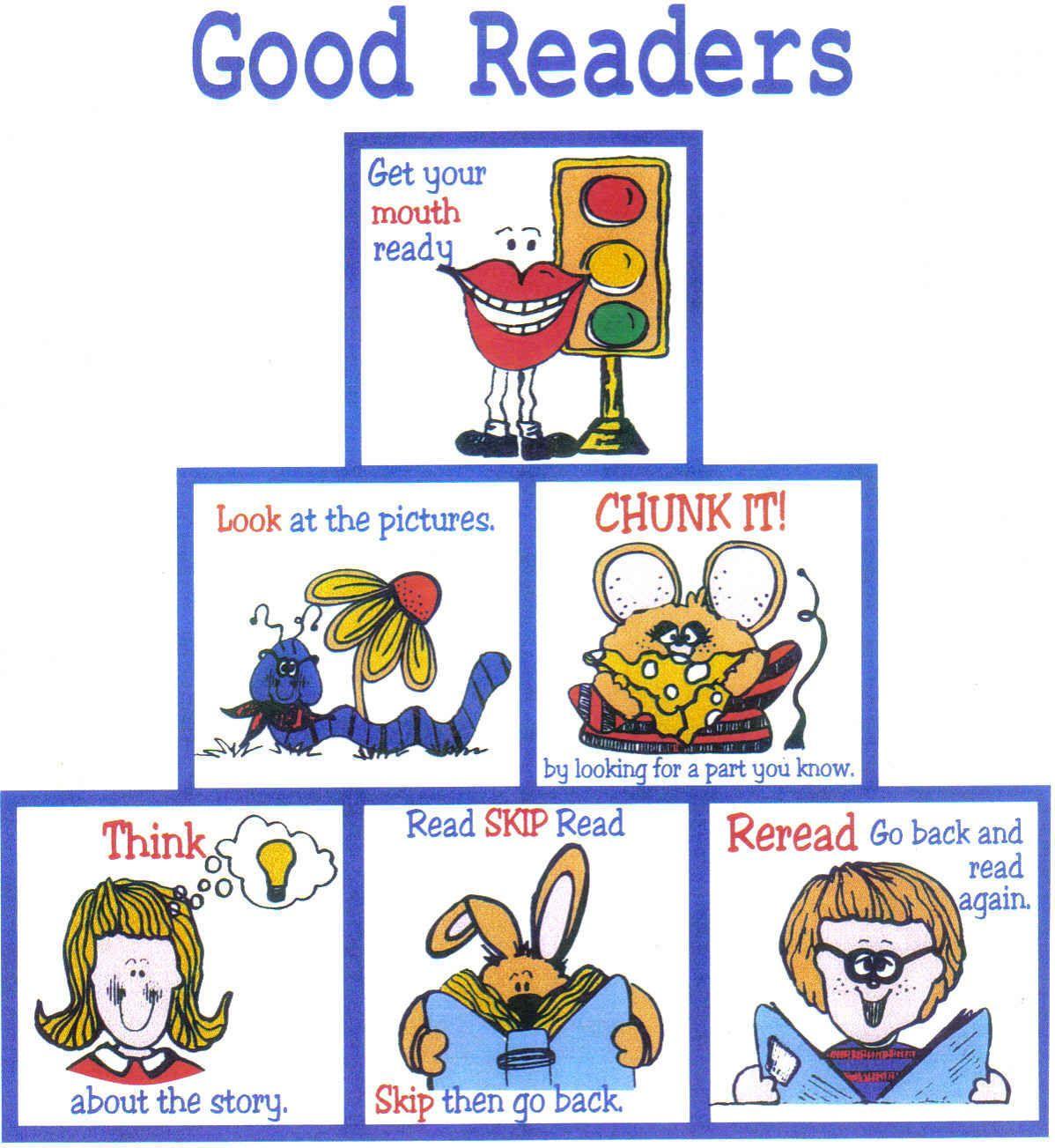Reading Strategies For Kids Printable 6
