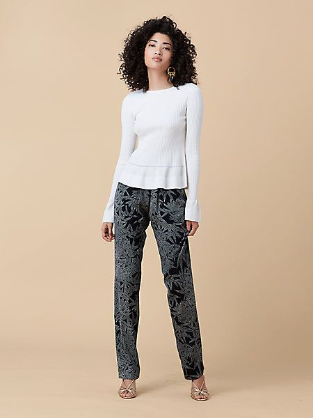 Soft Pant | Landing Pages by DVF