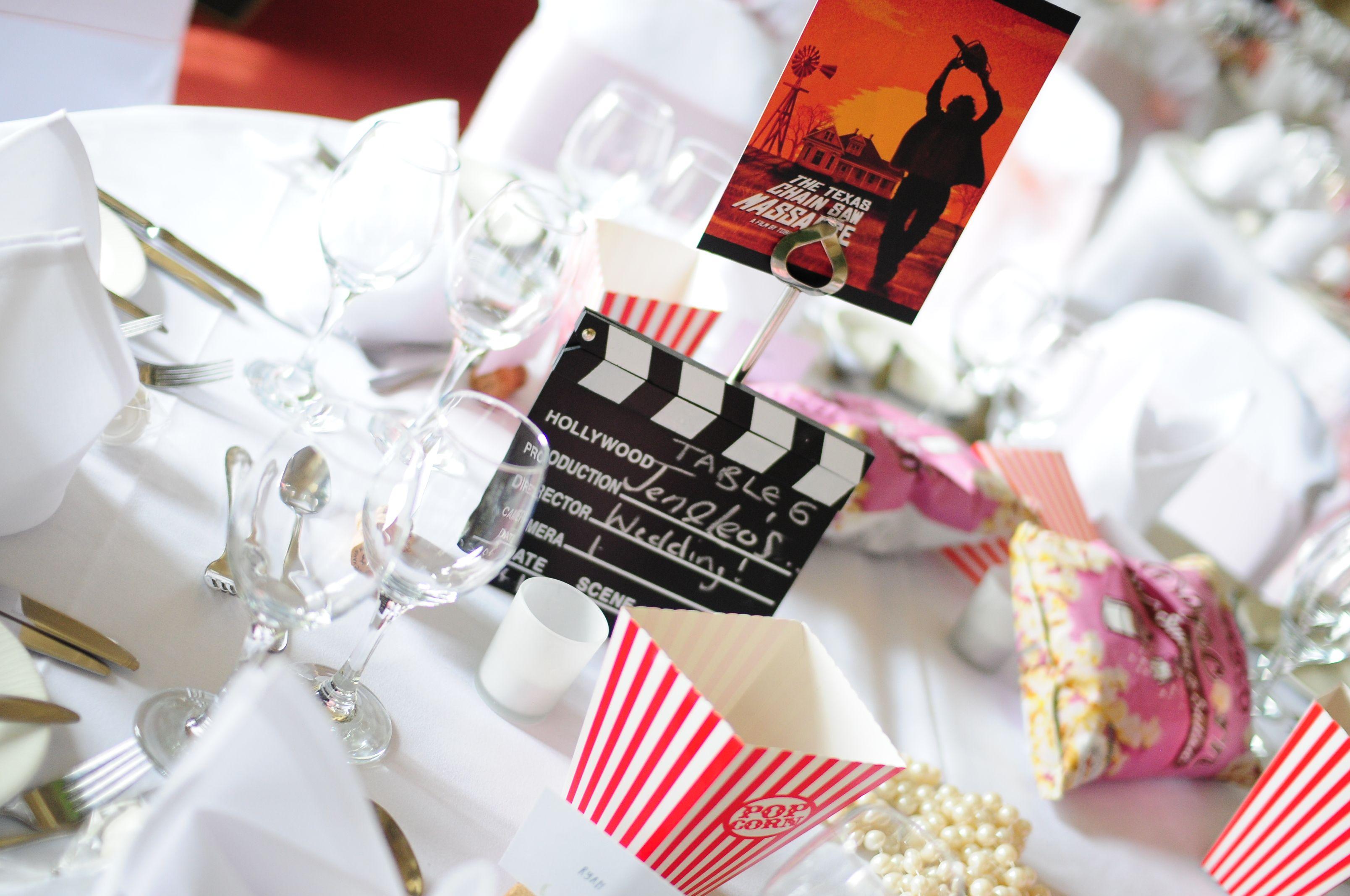 Wedding tables Table plan