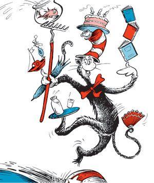 Illustrious Illustrated Characters From Children S Books Dr Seuss Books List Seuss Classroom Seuss