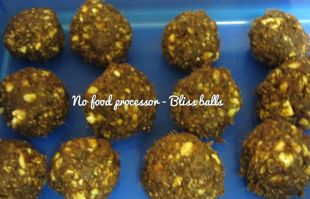 No food processor no thermomix bliss protein balls recipe clean no food processor no thermomix bliss protein balls recipe forumfinder Images