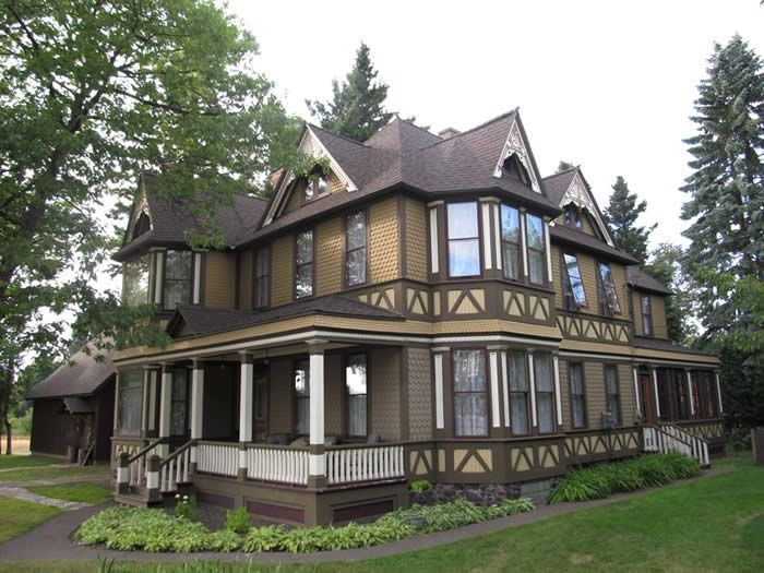 victorian house colors exterior pictures | 1882 Victorian Stick ...