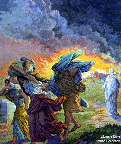 Is There No Justice In The World Today Bible Art Sodom And Gomorrah Bible Pictures