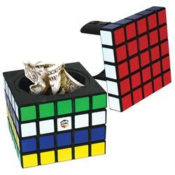 Rubiku0027s Cube Puzzle Safe   Great Gift   Lock Money In Secret Compartment  (00010984036254) Pictures Gallery