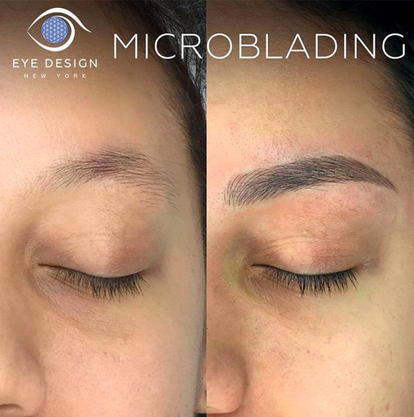 The Secret to Bold, Beautiful Brows When you hear the phrases 'permanent makeup' or 'cosmetic tattoos,' subtle is probably the last thing that comes to mind. Before you completely rule it out, though, imagine waking up every morning with full, perfectly groomed brows. No powders, pencils or pomades necessary. Microblading, a