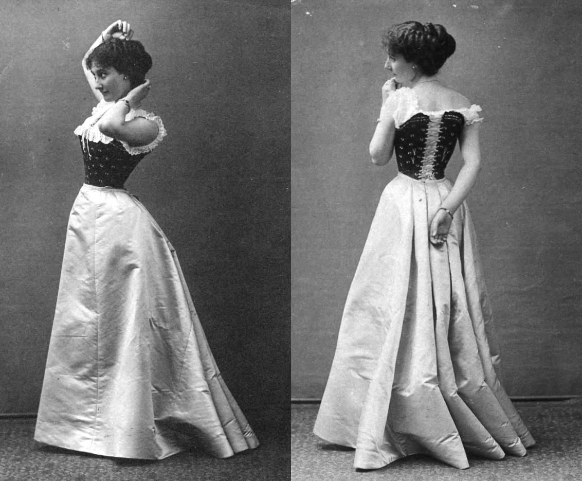 19th century fashion women 49