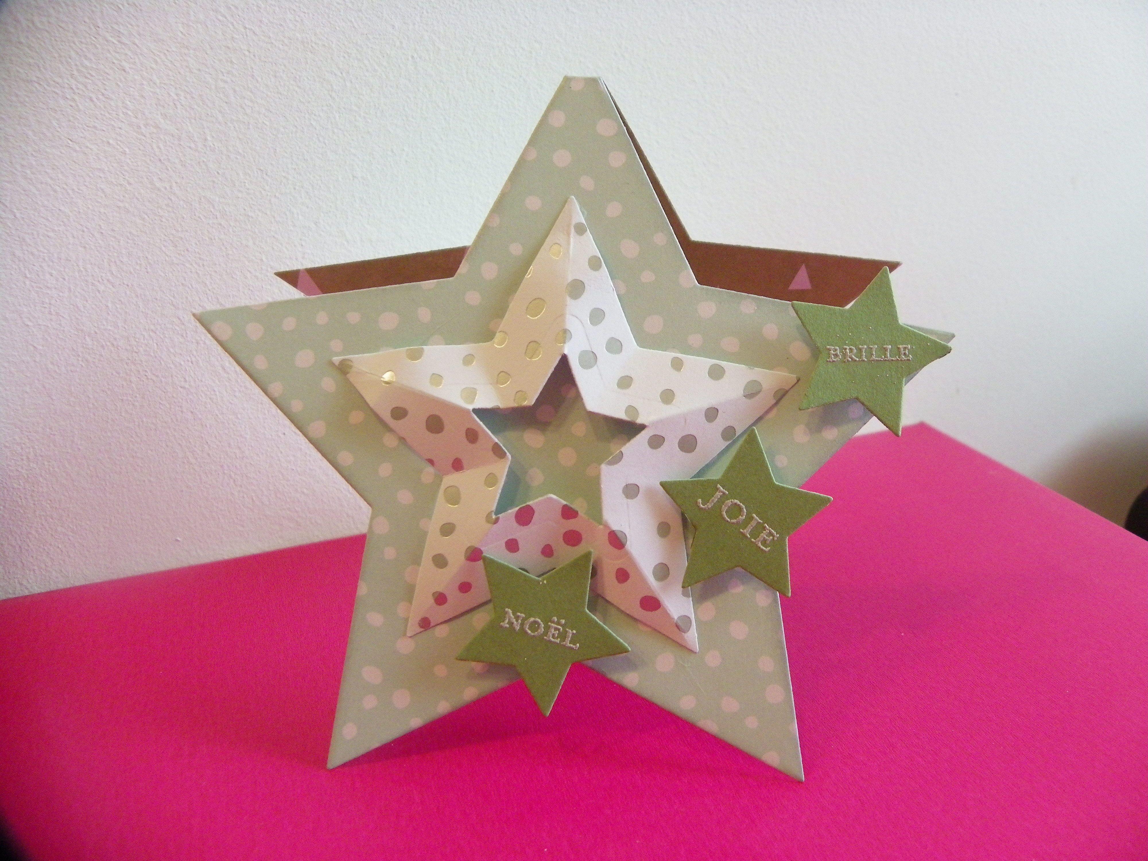 étoile 3D