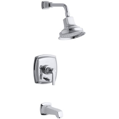 Kohler Margaux Rite Temp Pressure Balancing Bath And Shower Faucet