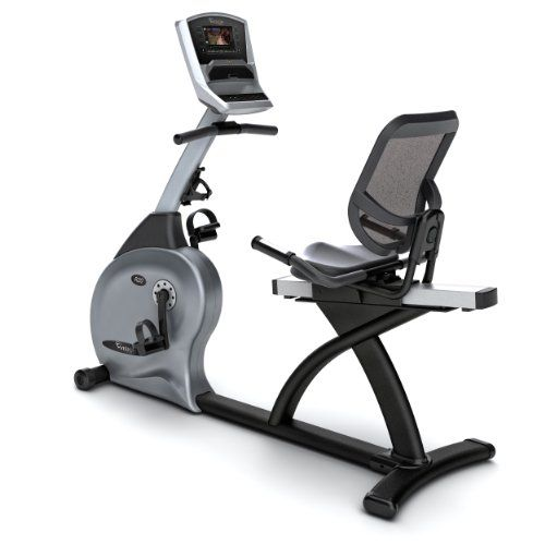 Vision Fitness R20 Elegant Recumbent Exercise Bike List Price 1 899 00 Price 1 699 00 Recumbent Bike Workout Biking Workout No Equipment Workout