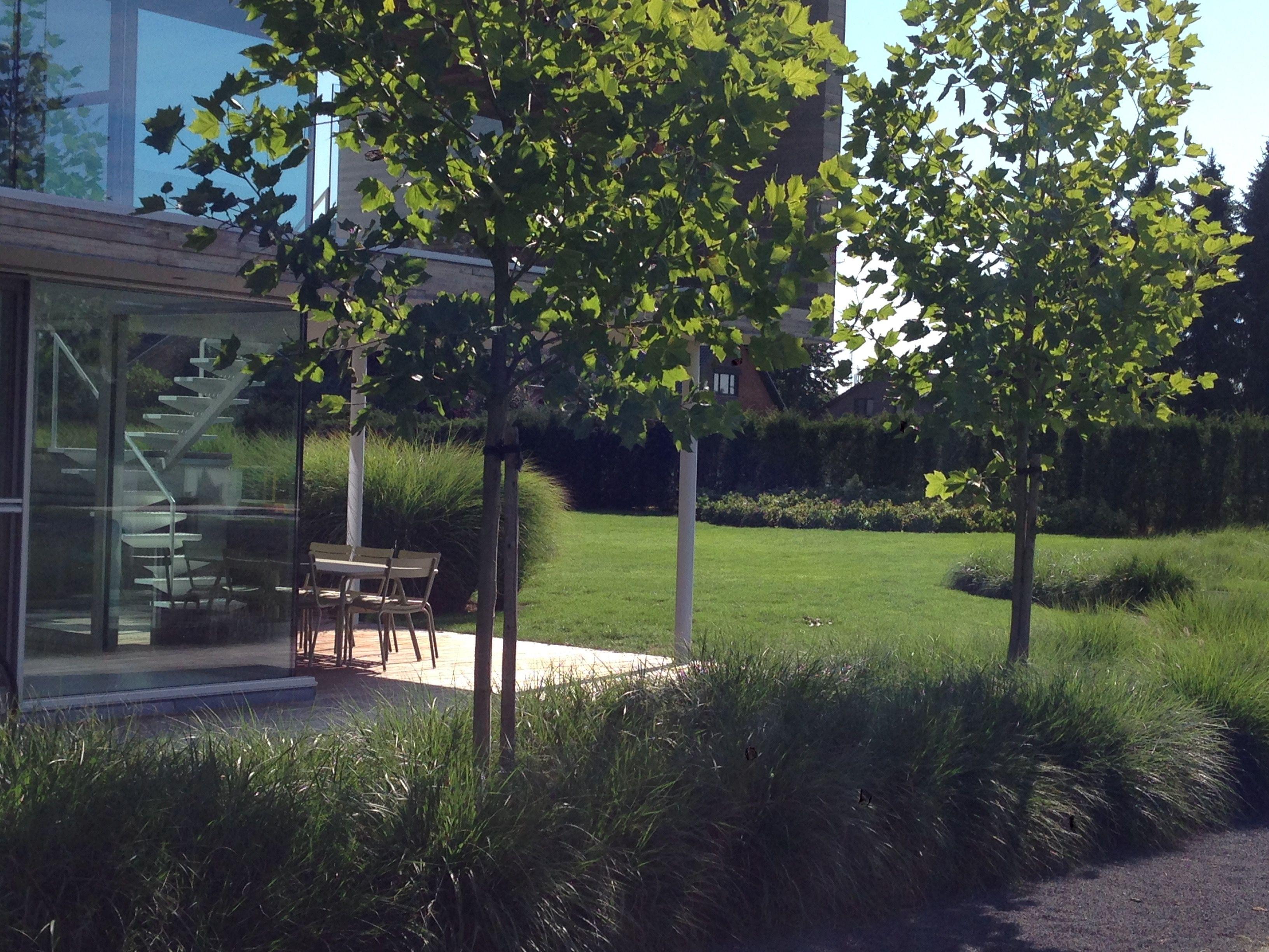 Genieten van je tuin seizoenen lang tuinarchitectuur