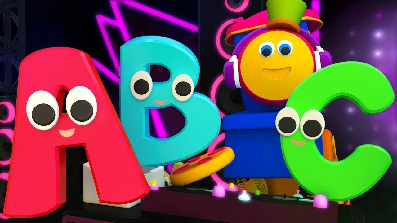 Alphabet Rhyme ABC Song Learn ABC Song Collection Learning ...