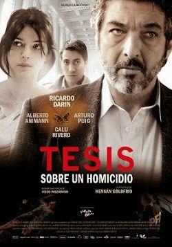 Tesis Sobre Un Homicidio Online Latino 2013 Psychological